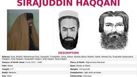 Who is Sirajuddin Haqqani, Afghanistan's new interior minister?