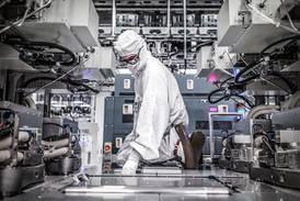 Chip maker backed by Mubadala set for new era after Nasdaq IPO