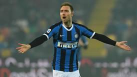 Christian Eriksen 'in excellent shape' after visiting Inter Milan training complex