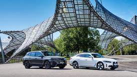 BMW gets all charged up with 'revolutionary' new i4 and iX electric models