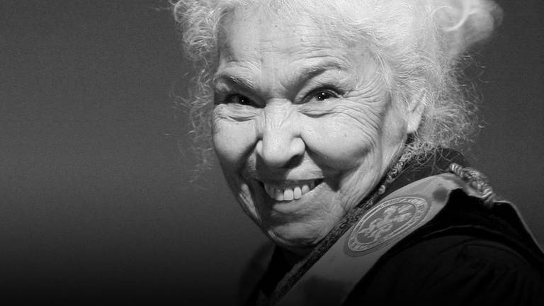 An image that illustrates this article Egyptian writer and activist Nawal El Saadawi dies, aged 89