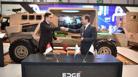 Idex 2021: UAE defence company Nimr to partner with Singapore's ST Engineering to build hybrid EVs