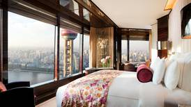 Executive travel: Shanghai's Ritz-Carlton offers stunning views over China's commercial capital