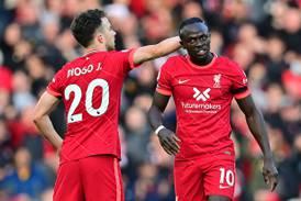 Mane joins 100-goals club. Here's the Premier League's century boys