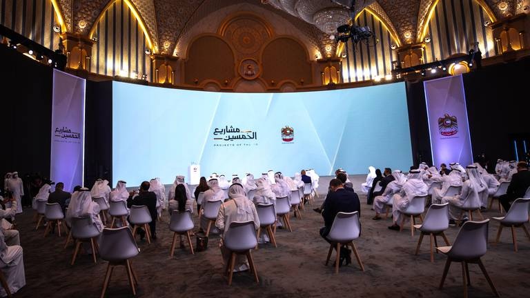 An image that illustrates this article A new UAE Cabinet for a new world
