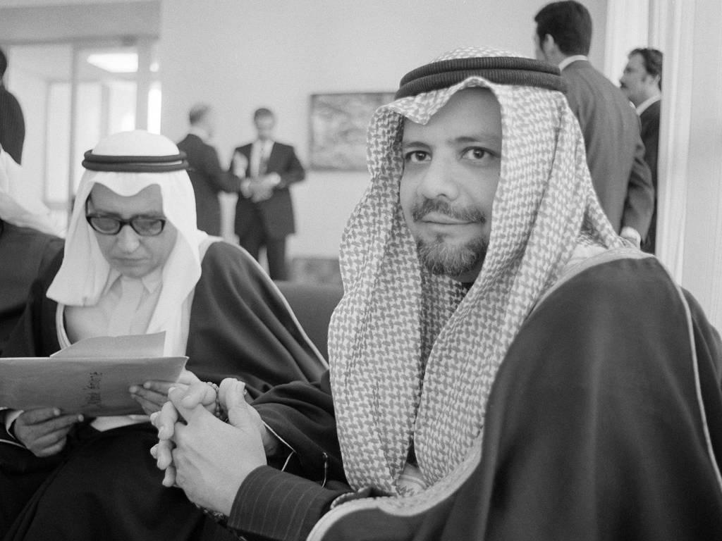 Image for Sheikh Ahmed Zaki Yamani  Longest serving Saudi energy minister, dies at 90