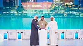 Masdar launches Dh1bn 'green' real estate investment trust