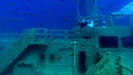 Divers create digital tours of underwater sites in Cyprus