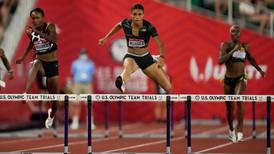 Sydney McLaughlin smashes 400m hurdles world record at US trials