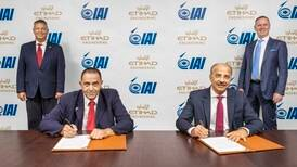 Etihad Engineering and Israel Aerospace Industries in aircraft conversion tie-up