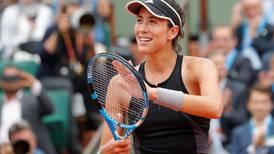 Muguruza faces Halep in French Open semi-finals after routing Sharapova