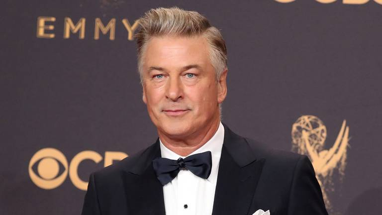 An image that illustrates this article Alec Baldwin says 'heart is broken' after 'tragic' film set shooting killed woman