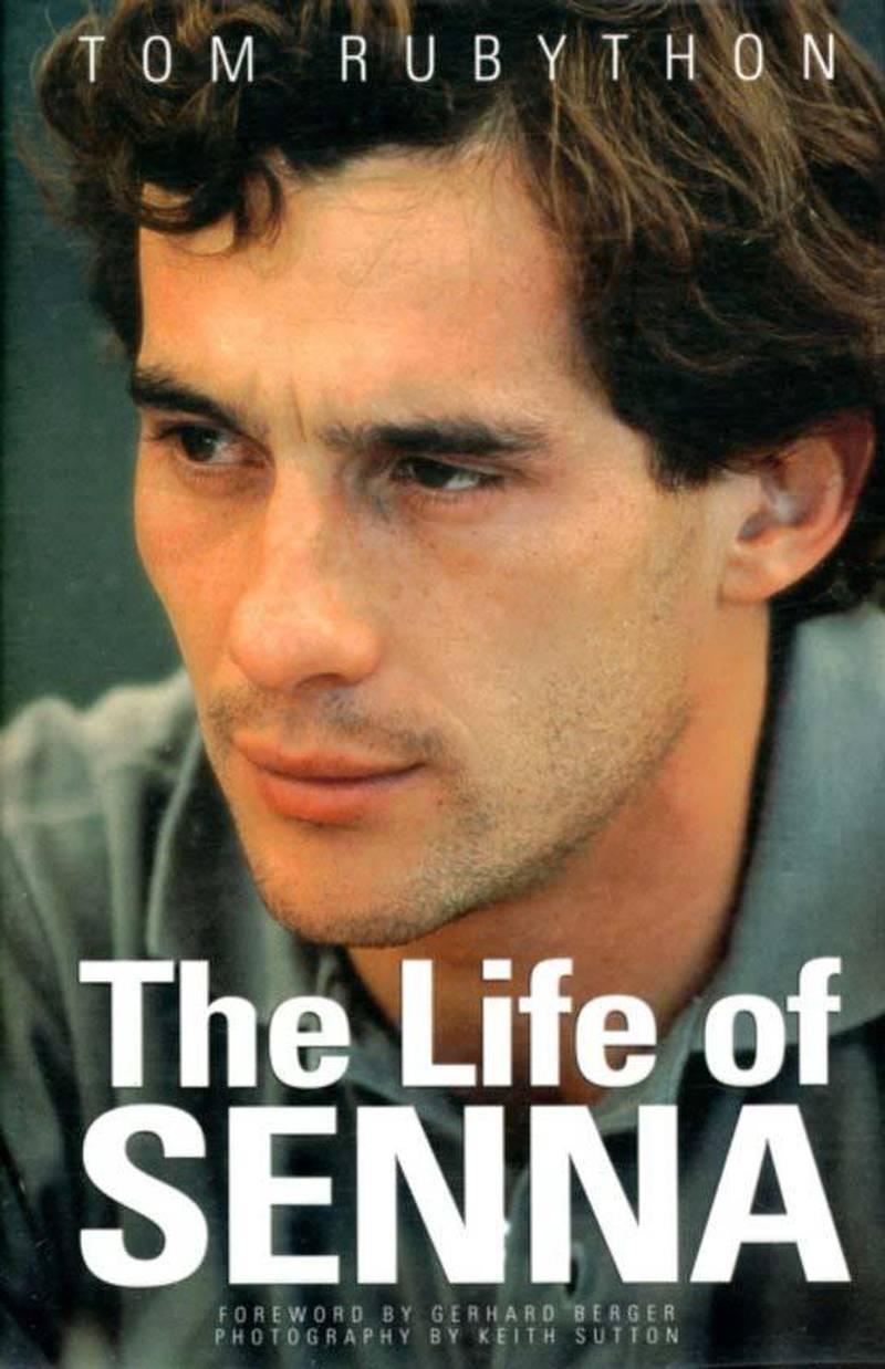 The Life of Senna by Tom Rubython. Courtesy The Myrtle Press