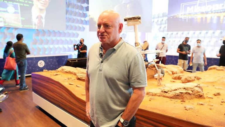 An image that illustrates this article UAE's Venus mission will benefit the world, says Nasa veteran