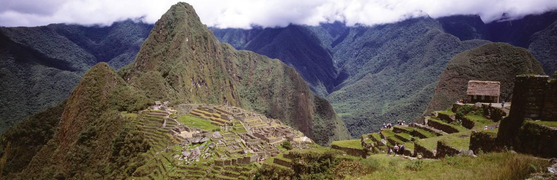 Peru, Machu Picchu, Huayana Picchu Peak (Getty Images / Gallo Images)