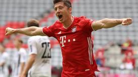 Robert Lewandowski and Bayern Munich smash records in another Bundesliga victory