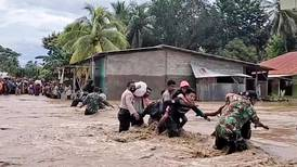 Tropical cyclone kills at least 97 in Indonesia and East Timor