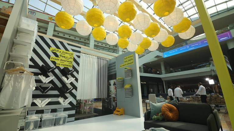 An image that illustrates this article Al-Futtaim Ikea launches its new brand platform