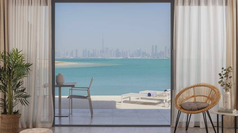 An image that illustrates this article Anantara to open hotel on The World Islands in Dubai by end of year