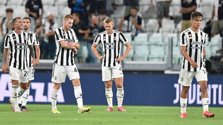 An image that illustrates this article Juventus struggles amplified by Ronaldo's exit and his guaranteed goals