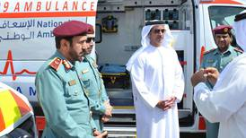 More ambulances to boost life-saving services in the Northern Emirates