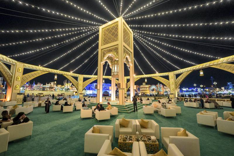 Ramadan Nights at Global Village. needs credit