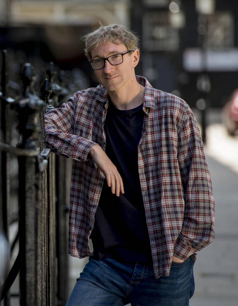 Stuart Turton. Photo by Charlotte Graham