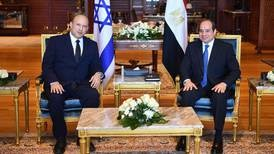 Naftali Bennett is first Israeli PM to visit Egypt in 10 years