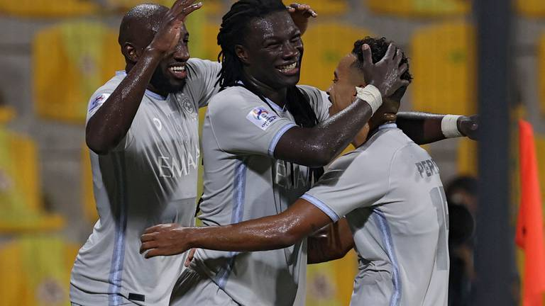 An image that illustrates this article Al Hilal and Al Nassr set for huge clash in battle for Asian Champions League final