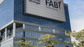 First Abu Dhabi Bank posts first-quarter gain