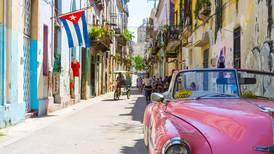 Etihad lands in Cuba for the first time