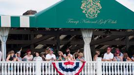 PGA removes tournament from Trump-owned golf course