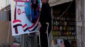 Meet the Iraqi election candidate fighting for the rights of people with disabilities.