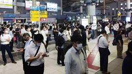 Powerful earthquake shakes Tokyo region