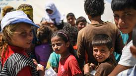 UN food agency delivers aid to areas north of Raqqa for first time in three years