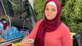 Egyptian entrepreneurs escape daily grind to brew success with cars converted to cafes