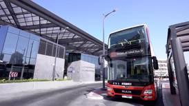 Dubai opens three next-generation bus stations