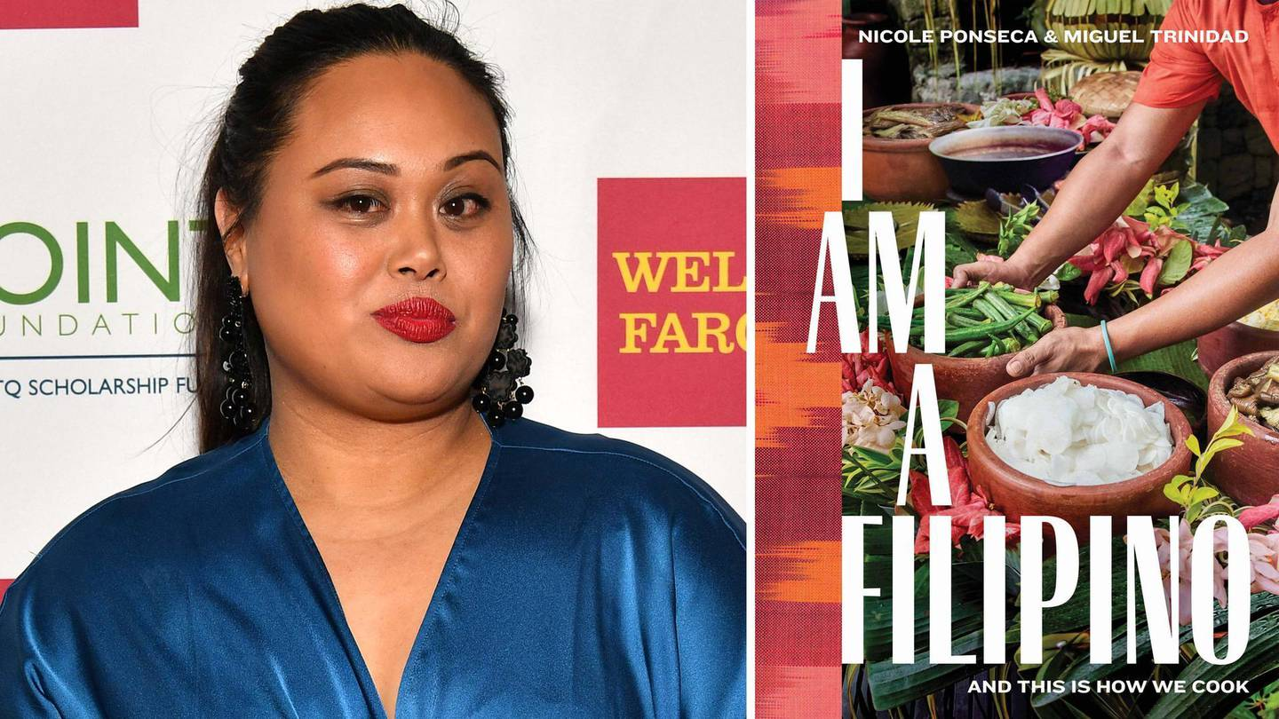 I Am a Filipino And This Is How We Cook by Nicole Ponseca and Miguel Trinidad. Courtesy Workman