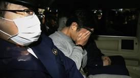 Japan suspect in serial killing questioned by prosecutors