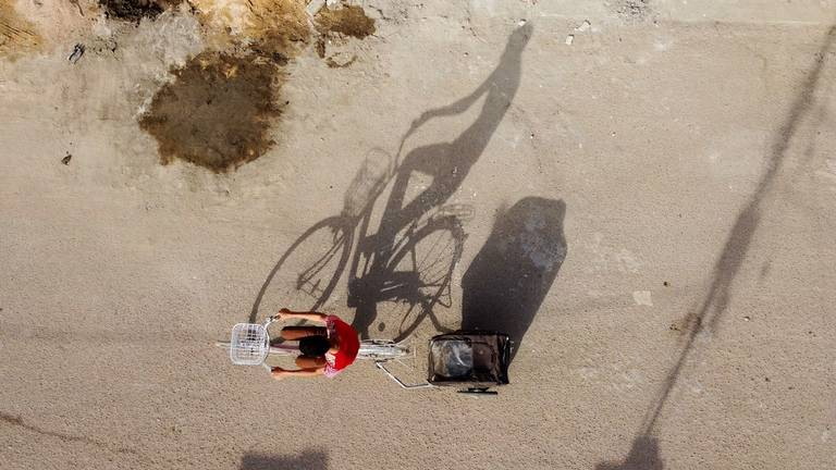An image that illustrates this article Ahmed's on spot bicycle repair services