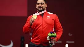Abdelkareem Khattab sets powerlifting Paralympic record for Jordan's third medal in Tokyo