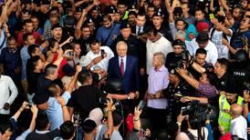 Najib Razak has already been found guilty in Malaysia's court of public opinion
