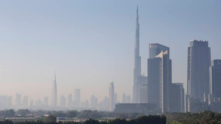 An image that illustrates this article UAE weather: partly cloudy with a chance of fog