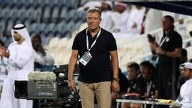 Adnoc Pro League: Henk Ten Cate concerned about Al Wahda preparation for Khorfakkan clash