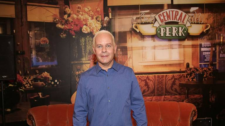 An image that illustrates this article James Michael Tyler, who played Gunther on 'Friends', dies at age 59