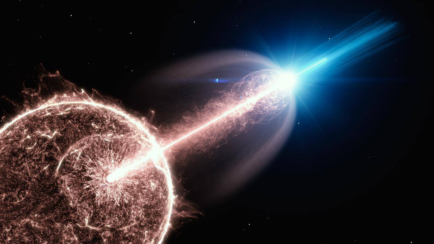 Fireworks in space: scientists observe brightest explosion caused by death  of star
