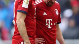 Around Europe: Robben and Ribery hope for title-winning farewell as Monaco cling to safety