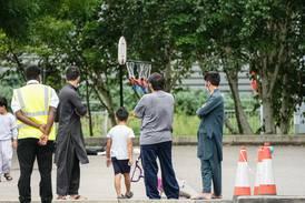 Concerns grow for safety of 11,000 Afghan refugees stuck in UK hotels