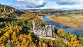 Carbisdale for sale: historic Scottish castle and former royal residence on the market for £1.5 million