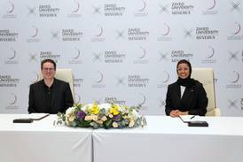 Zayed University offers versatile new courses to prepare 'leaders of the future'